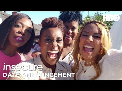 Insecure Season 3 (2018) | Date Announcement | HBO