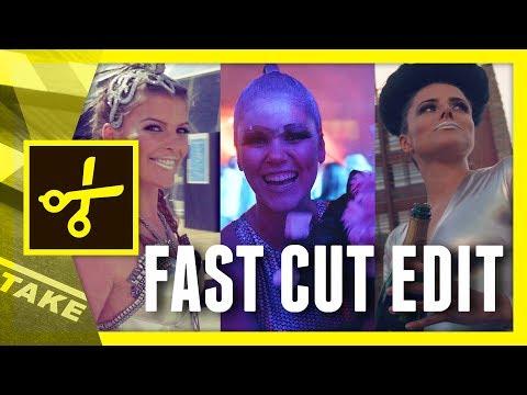 5 TIPS for a Dynamic FAST CUT EDIT | Cinecom.net