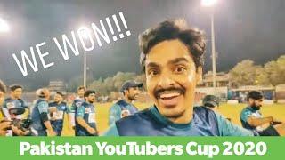 BEKAAR FILMS vs MOOROO | Pakistan Youtubers Cup 2020 | LIVE MATCH