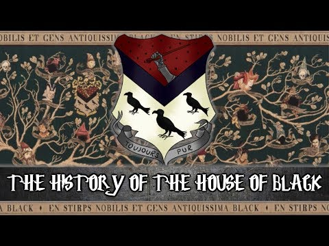 The History Of The House Of Black