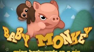 Baby Monkey (Going Backwards On A Pig) - the iPhone game!
