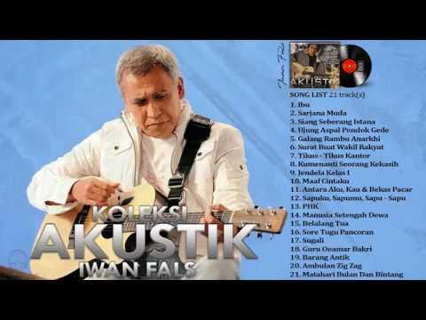 Download IWAN FALS - Full Album KOLEKSI AKUSTIK Full Lirik HQ MP3 Gratis