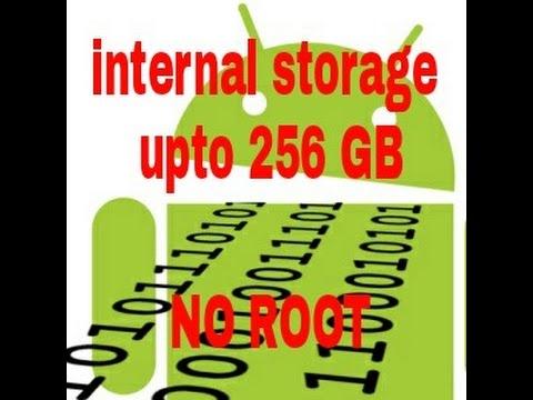 [No Root] How to increase internal storage [No Root]