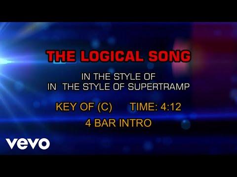 Supertramp - The Logical Song (Karaoke)