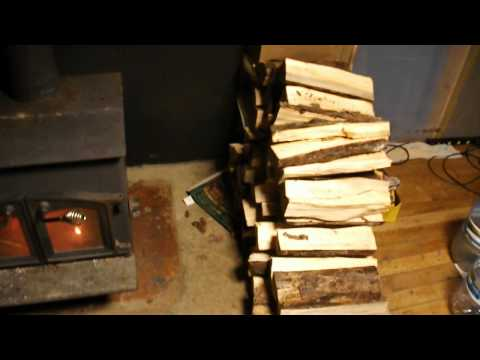Helping Keep The Wood Stove Pipes Clean And Free From Build Up From Burning Wood