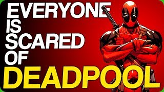 Download Everyone is Scared of Deadpool (Reading Comments) Video