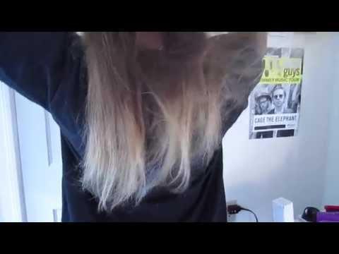 A Hair Dye Adventure ft Grace