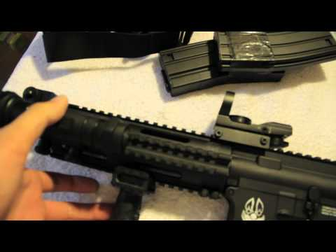Airsoft GI G4-A3 Review