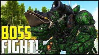 ALPHA GRIFFIN?! - TAMING ONE! - Ark Survival Evolved Modded Ep 7