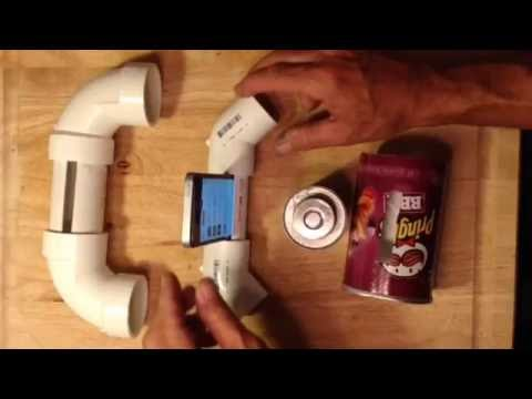DIY: Phone Amplifier made cheap and easy!!