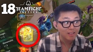 Amaz is Too Scary to Fight Against | Auto Chess 45 - PakVim