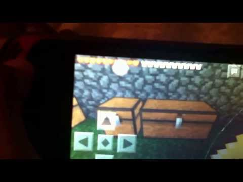 Minecraft pe how to duplicate items on ipod touch 4 generation duplicate diamond, gold, or iron