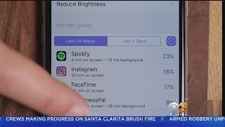 CNET Tech Minute: Track Your Phone Time