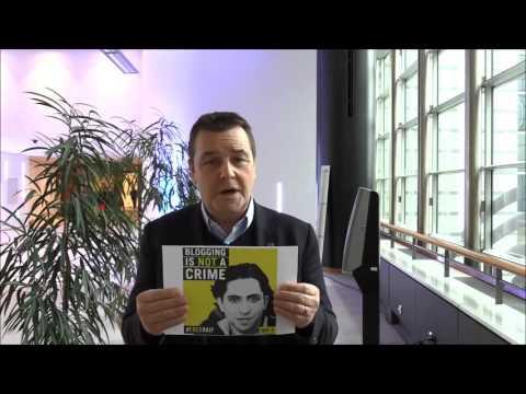 The ECR has nominated Saudi Blogger Raif Badawi for the Sakharov Prize