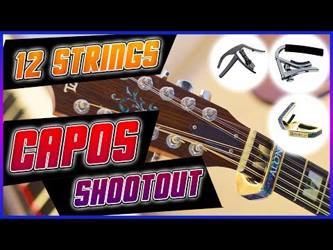 12-String Capos Shootout - Which Ones WORK?