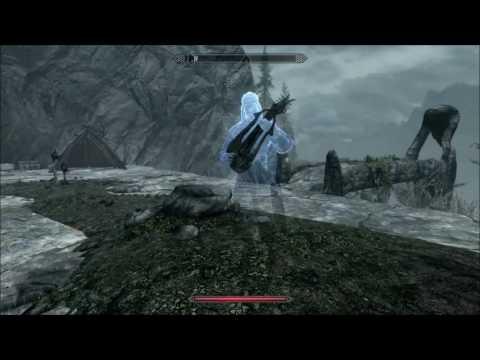 Jump & Increase Speech - Skyrim Remastered