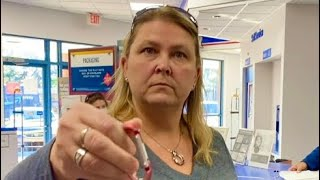 Post Office Karen Wants My Video Deleted NOW!!! (EPIC FAIL)