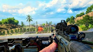 COD better than Fortnite? New Blackout gameplay is insane..
