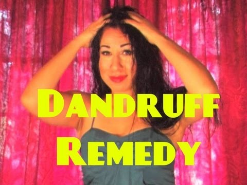 How to get rid of Dandruff Overnight, Fast, Naturally, Permanently at Home Remedies