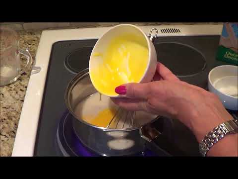 Low Carb Dairy Free Vanilla Pudding