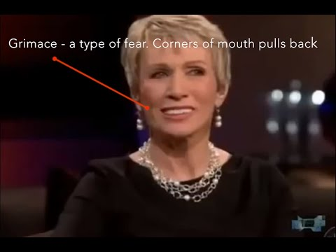 Shark Tank Body Language of Power and Uncertainty
