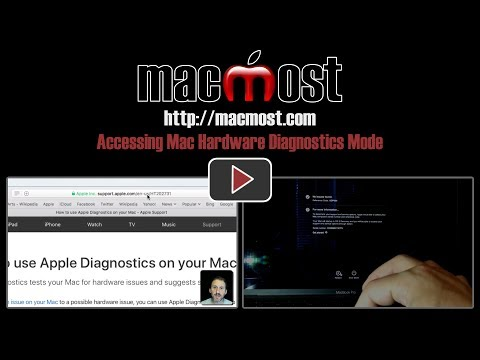 Accessing Mac Hardware Diagnostics Mode (#1417)
