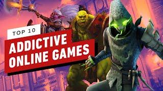 IGN's Top 10 Most Addictive Online Games
