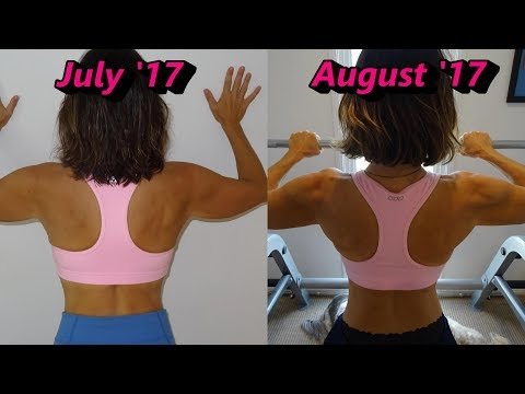 Build MAXIMUM MUSCLE in just ONE MONTH! My Full Body Workout to get Lean, Strong & Burn Fat Fast!