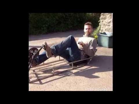 Bristol pedal car build part1