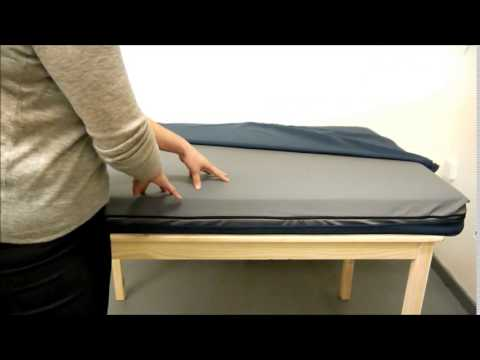 The GRWE Big Memory Foam Dog Bed by Charley Chau