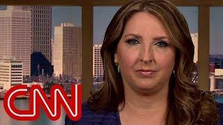 RNC Chair Ronna McDaniel: Trump is a moral leader