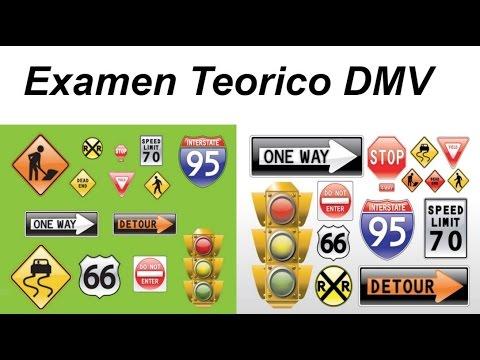 Examen de manejo en español-DMV Licencia de Manejo Gratis para Hispanos licencia de conducir carro