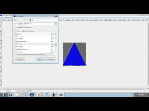 Visual Basic Express 2010 Tutorial 33 Drawing With Gimp - EZInvaders Part 2