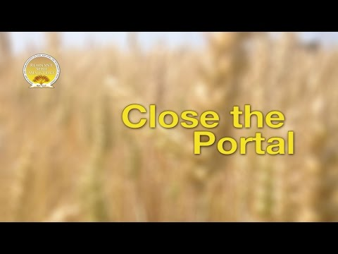 Close the Portal