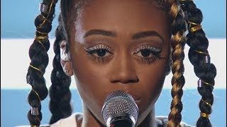 Rai-elle Gets SHOWERED With Simon Cowell Praise! after This Performance   The X Factor UK 2017