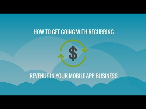 Get Going with Recurring Revenue Services in your Mobile App Business   Kumulos