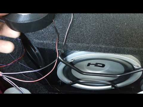 How To Wire House Speakers To Your Car
