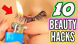 10 Basic Beauty Hacks Everyone Should Know!