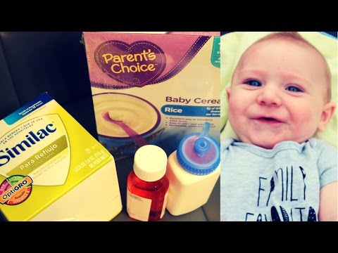 Infant Acid Reflux Treatments / Remedies / Solutions