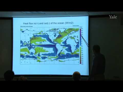 20. Ocean Water Density and Atmospheric Forcing