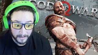 TALE OF DADDY & BOY - GOD OF WAR Gameplay Part 1