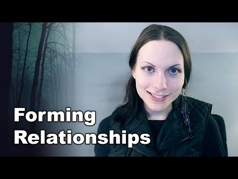 Forming & Maintaining Healthy Friendships & Relationships