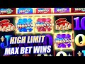 I GO INSANE WITH HIGH LIMIT BETS ★ REEL MONEY SLOT MACHINE ➜ BIG MONEY BETS