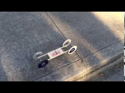 Physics Mouse Trap Car