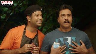 Vennela Kishore Sunil Comedy Scene   Dashing Rambabu Scenes   Sunil Miya