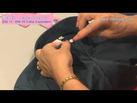 Collar Expanders by Hemline