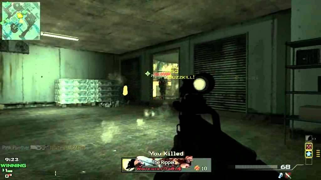 Modern Warfare 3 2nd Montage(By dima0301)