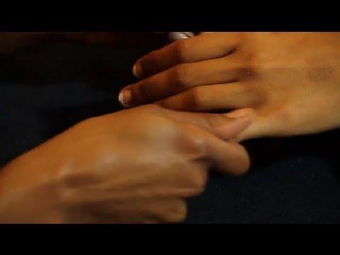 Exfoliating Rough Winter Hands : Nail Care & Nail Art