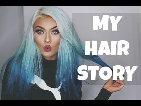MY HAIR STORY aka how am I not bald yet