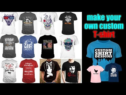 CHEAP PRICE CUSTOM T-SHIRTS | Whatever Design You Want | Wholesale & Retail | Online Shopping